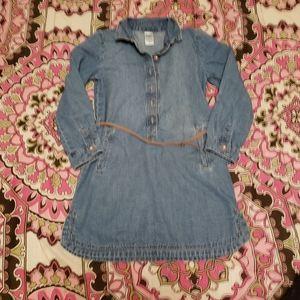Carters jean dress